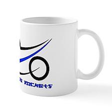 Real Men Rocket Mug