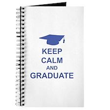 Keep Calm and Graduate Journal