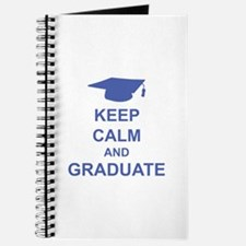 Keep Calm and Graduate Journal
