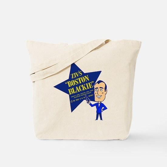 Boston Blackie Tote Bag