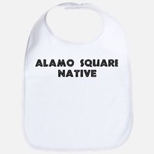 Alamo Square Native Bib