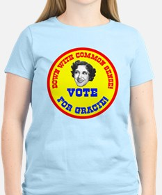 Vote for Gracie! T-Shirt