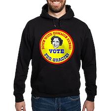 Vote for Gracie! Hoodie