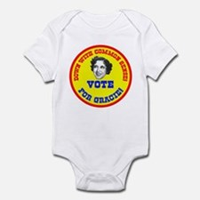 Vote for Gracie! Infant Bodysuit