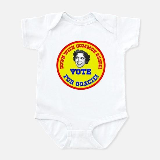 Vote for Gracie! Infant Bodysuit