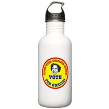 Vote for Gracie! Water Bottle