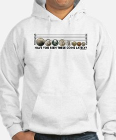 Coin Lineup Hoodie