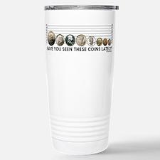 Coin Lineup Travel Mug