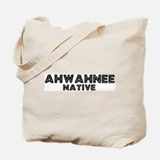 Ahwahnee Native Tote Bag