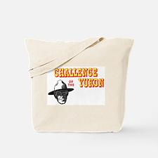 Challenge of the Yukon Tote Bag
