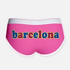 Barcelona Women's Boy Brief