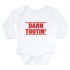 Cute Funny minnesota Long Sleeve Infant Bodysuit
