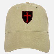 Crusaders Cross - ST-6 (1) Baseball Baseball Cap
