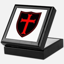 Crusaders Cross - ST-6 (1) Keepsake Box