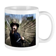 Civil War Sunburst Mug