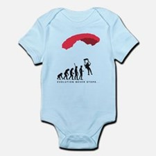 Evolution fallschirm B.png Infant Bodysuit