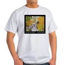 Lhasa Apso Dog Breed Fine Art Sophie T-Shirt