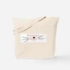 Personal Beast Tote Bag