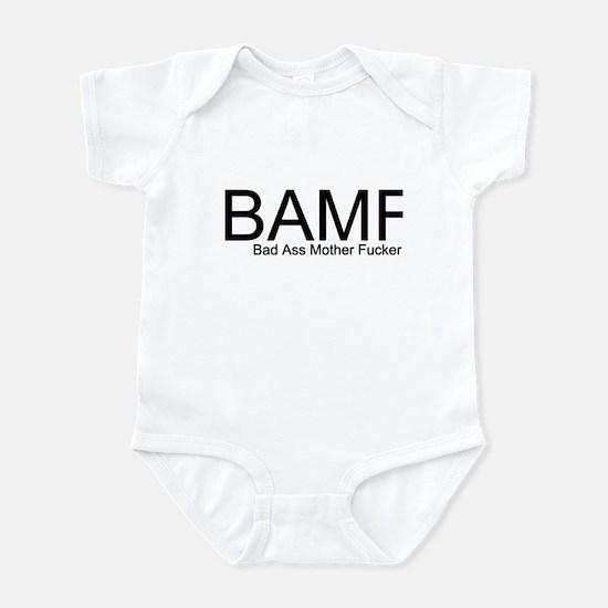 Bad Ass Mother Fucker Infant Bodysuit