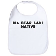 Big Bear Lake Native Bib