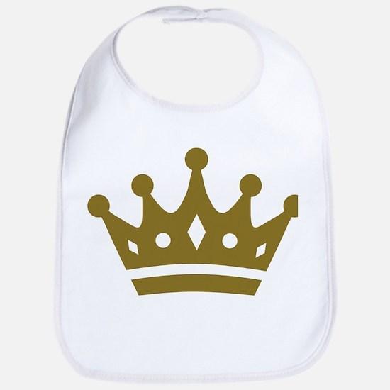 Golden crown Bib