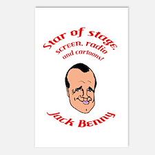 Jack Postcards (Package of 8)