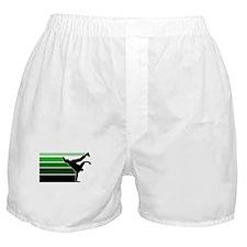 Break lines grn/blk Boxer Shorts