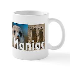 """""""Meerkat Mania Collage"""" Mug"""