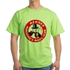 Mandrake's Magic Club T-Shirt