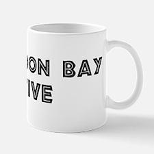Half Moon Bay Native Mug