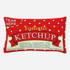 Ketchup Packet Pillow Case