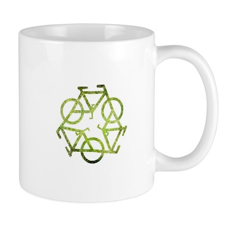 recycle Grunge Mugs