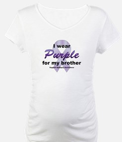 Purple for Brother Shirt