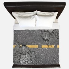 Road Way King Duvet