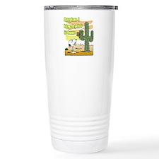 Cactus Home Travel Mug