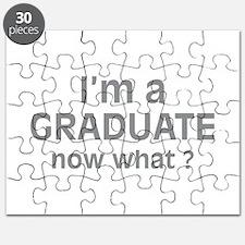 I'm a Graduate. Now What ? Puzzle