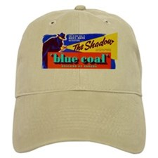 Shadow - Blue Coal #1 Baseball Cap