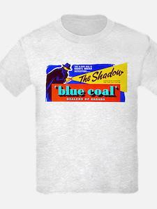 Shadow - Blue Coal #1 T-Shirt