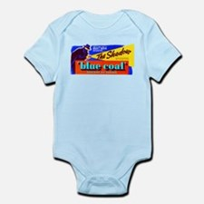 Shadow - Blue Coal #1 Infant Bodysuit