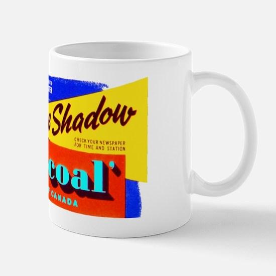 Shadow - Blue Coal #1 Mug