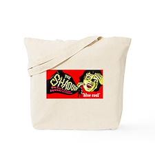 Shadow - Blue Coal #2 Tote Bag