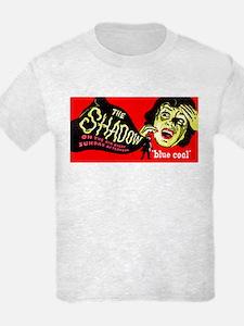 Shadow - Blue Coal #2 T-Shirt