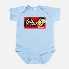 Shadow - Blue Coal #2 Infant Bodysuit