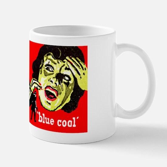 Shadow - Blue Coal #2 Mug