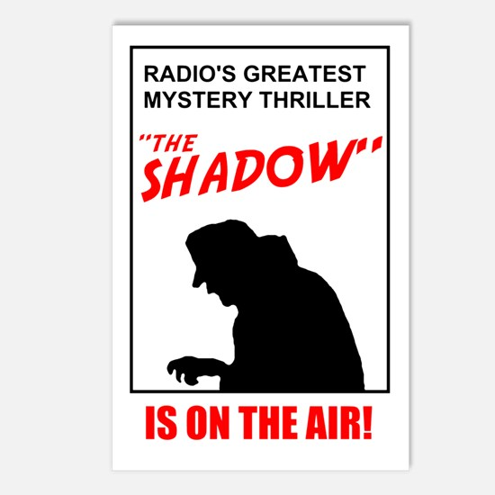 Shadow on the Air Postcards (Package of 8)
