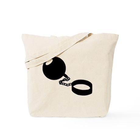 Shackle married Tote Bag