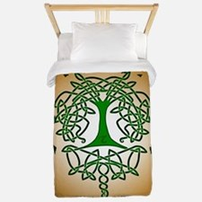Celtic Tree of Life Twin Duvet