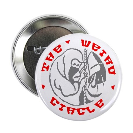 "Weird Circle 2.25"" Button (10 pack)"