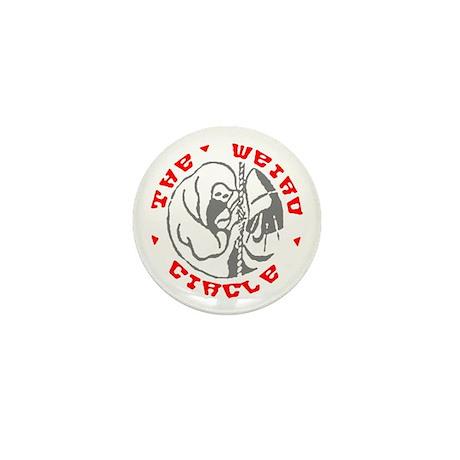 Weird Circle Mini Button (100 pack)