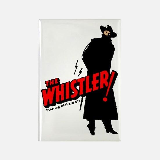 Whistler Rectangle Magnet